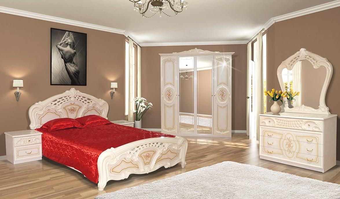 спальни модульные и комплектом спальня кармен нова люкс 6д свит