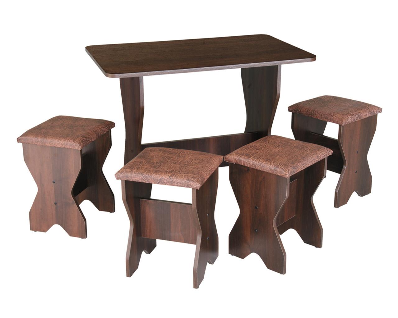 Кухонный стол своими руками из ламината
