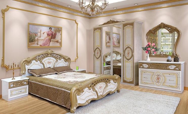 спальни модульные и комплектом спальня кармен нова 4д свит меблив